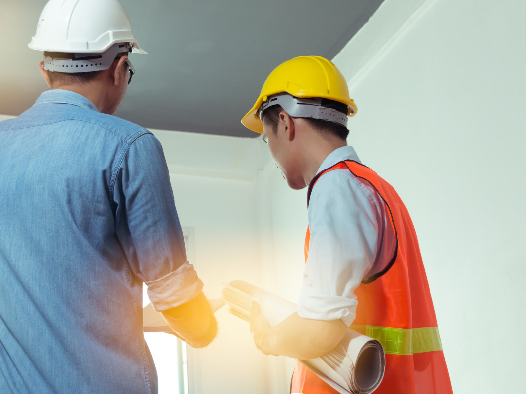 Hire an expert to help with your home